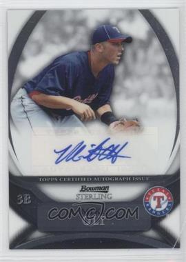 2010 Bowman Sterling - Prospects - Autographs [Autographed] #BSP-MO - Mike Olt