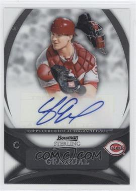 2010 Bowman Sterling - Prospects - Autographs [Autographed] #BSP-YG - Yasmani Grandal