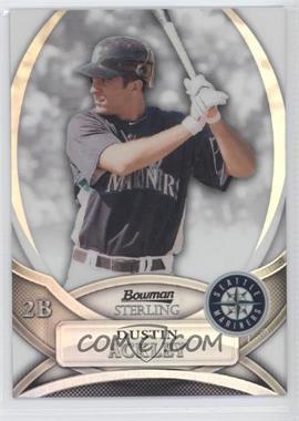 2010 Bowman Sterling - Prospects - Refractor #BSP-DA - Dustin Ackley /199