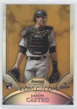 2010 Bowman Sterling [???] #43 - Jason Castro /50