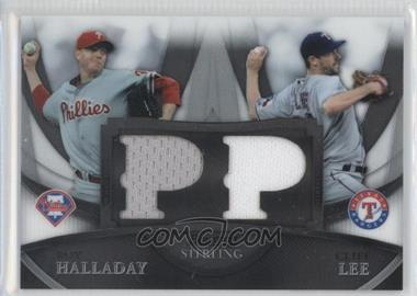 2010 Bowman Sterling [???] #BL-7 - Roy Halladay, Cliff Lee /199
