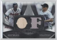 Jason Heyward, Mitch Stetter /199