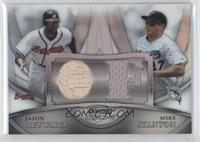 Jason Heyward, Mitch Stetter /99