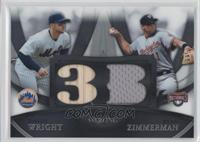 David Wright, Ryan Zimmerman /199
