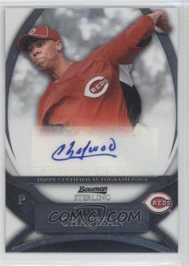 2010 Bowman Sterling MLB Future Stars Autographs [Autographed] #BSP-AC - Aroldis Chapman