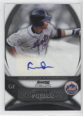 2010 Bowman Sterling MLB Future Stars Autographs [Autographed] #BSP-CPU - Cesar Puello