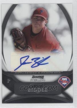 2010 Bowman Sterling MLB Future Stars Autographs [Autographed] #BSP-JB - Jesse Biddle