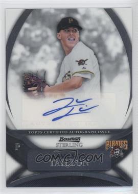 2010 Bowman Sterling MLB Future Stars Autographs [Autographed] #BSP-JT - Jameson Taillon