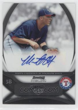 2010 Bowman Sterling MLB Future Stars Autographs [Autographed] #BSP-MO - Mike Olt