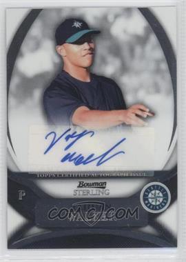 2010 Bowman Sterling MLB Future Stars Autographs [Autographed] #BSP-TWA - Taijuan Walker