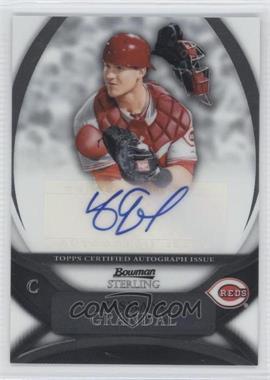 2010 Bowman Sterling MLB Future Stars Autographs [Autographed] #BSP-YG - Yasmani Grandal