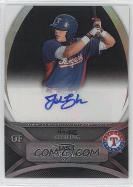 2010 Bowman Sterling MLB Future Stars Black Refractor Autograph [Autographed] #BSP-JS - Jake Skole /25