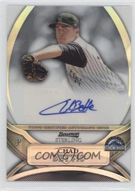 2010 Bowman Sterling MLB Future Stars Refractor Autograph [Autographed] #BSP-CB - Chad Bettis /199