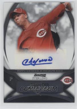 2010 Bowman Sterling Prospects Autographs [Autographed] #BSP-AC - Aroldis Chapman
