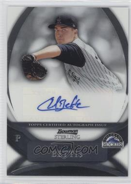 2010 Bowman Sterling Prospects Autographs [Autographed] #BSP-CB - Chad Bettis