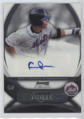 2010 Bowman Sterling Prospects Autographs [Autographed] #BSP-CPU - Cesar Puello