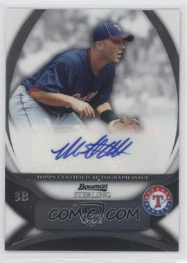 2010 Bowman Sterling Prospects Autographs [Autographed] #BSP-MO - Mike Olt