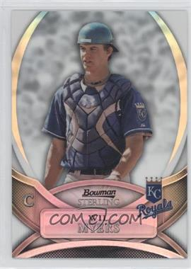 2010 Bowman Sterling Prospects Refractor #BSP-WM - Wil Myers /199