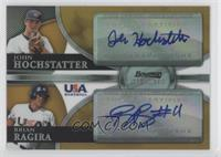 Brooks Raley, Josh Hodges, Brian Ragira /50