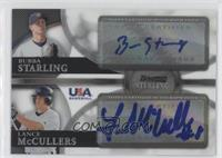 Bubba Starling, Lance McCullers, Lance McCullers Jr. /99