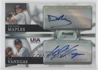 Dillon Maples, A.J. Vanegas /99