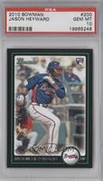 Jason Heyward [PSA 10]