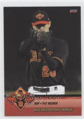 2010 Choice Rochester Red Wings - [Base] #16 - Pat Neshek