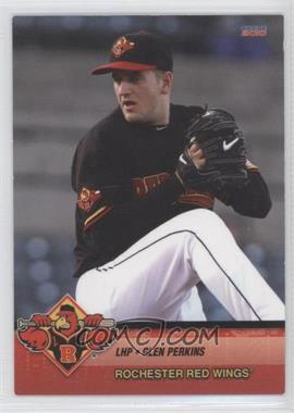 2010 Choice Rochester Red Wings #17 - Glen Perkins