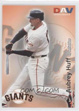 2010 Disabled American Veterans Major League #8 - Aubrey Huff