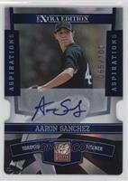Aaron Sanchez /100