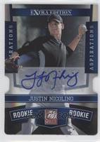 Justin Nicolino /100