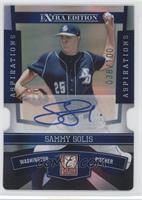 Sammy Solis /100