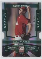 Alex Wimmers /25