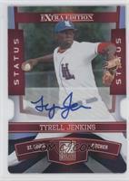 Tyrell Jenkins /50