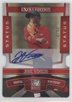 Jose Vinicio /50