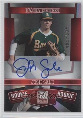 2010 Donruss Elite Extra Edition - [Base] #115 - Josh Sale /536