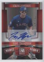 Tony Thompson /199