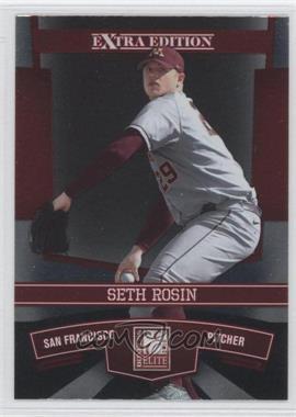 2010 Donruss Elite Extra Edition - [Base] #17 - Seth Rosin