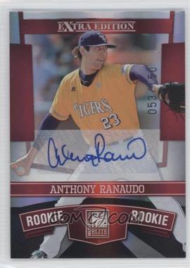 2010 Donruss Elite Extra Edition - [Base] #200 - Anthony Ranaudo /150