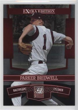 2010 Donruss Elite Extra Edition - [Base] #94 - Parker Bridwell