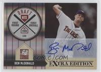 Ben McDonald /299