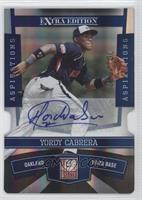 Yordy Cabrera /100