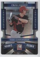 Todd Cunningham /200