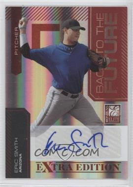 2010 Donruss Elite Extra Edition Back to the Future Signatures #13 - Eric Smith /249