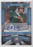 Scott Lawson /694