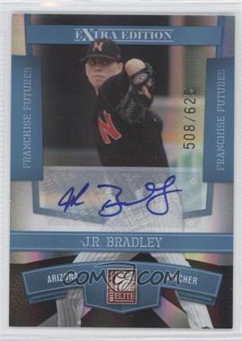 2010 Donruss Elite Extra Edition Franchise Futures Signatures [Autographed] #9 - J.R. Bradley /625