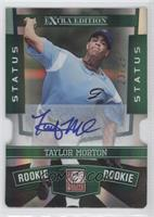 Taylor Morton /25