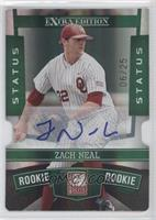 Zach Neal /25