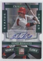 Henry Rodriguez /25