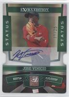 Jose Vinicio /25